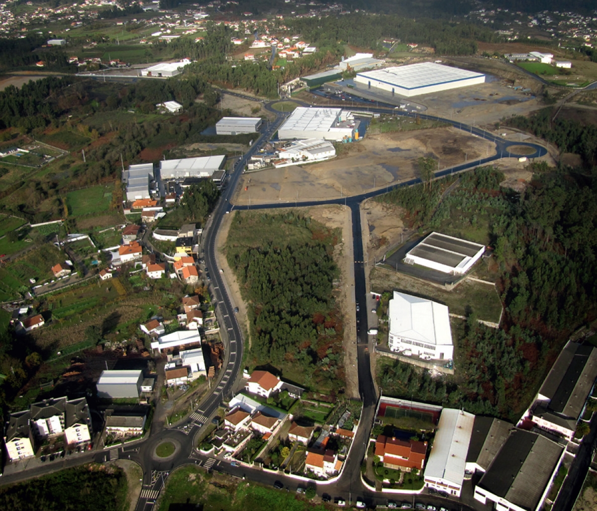 Industriegebiete